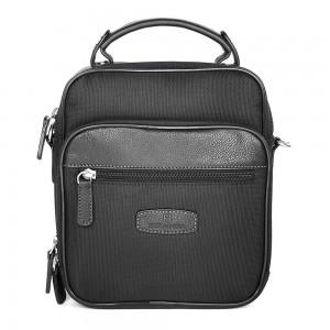 Pánská taška přes rameno Hexagona 293805 - černá