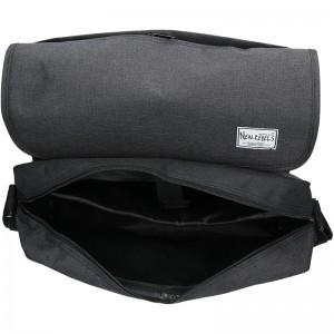 Pánská taška přes rameno New Rebels Ernest - černá