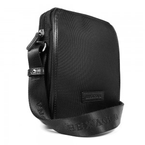 Pánská taška přes rameno Hexagona D72283 - černá