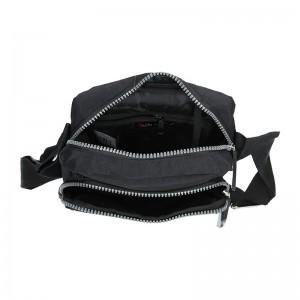 Pánská taška přes rameno New Rebels Jason - černá