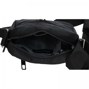 Pánská taška přes rameno New Rebels Milan - černá