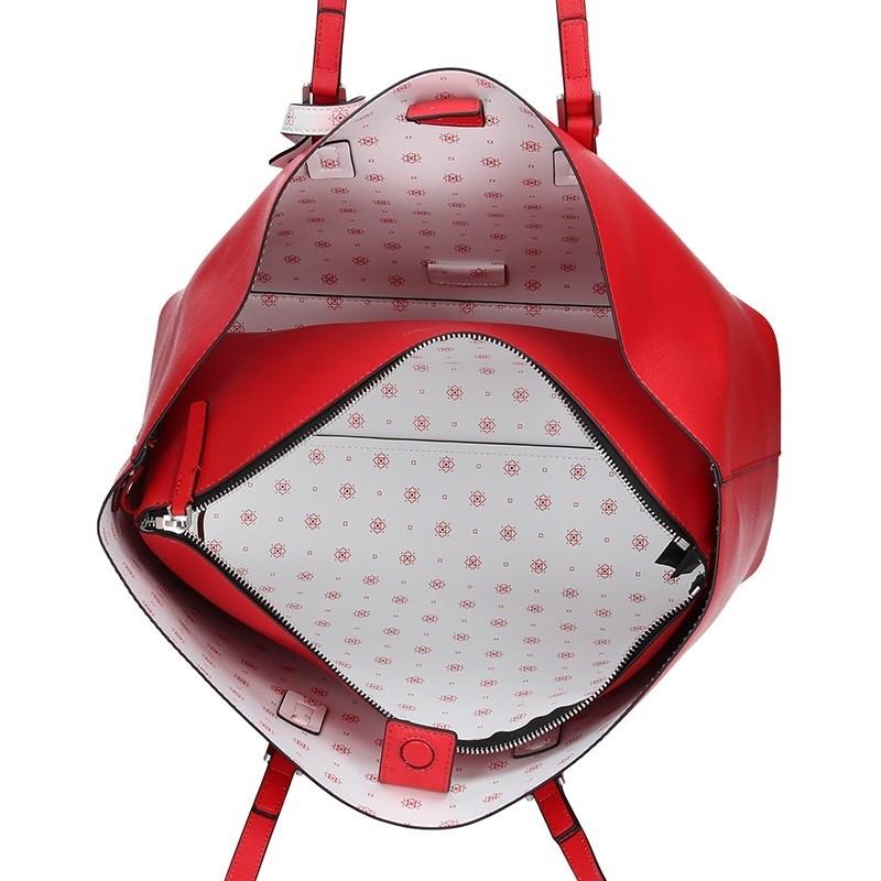 Dámská kabelka Calvin Klein Livien - červená