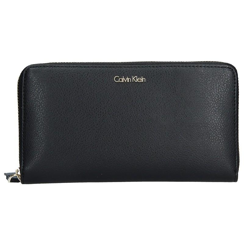 Dámská peněženka Calvin Klein Nora - černá