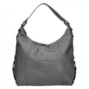 Dámská kabelka Hexagona 374727 - šedá