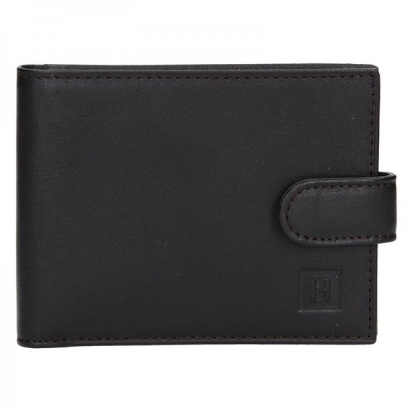Pánská peněženka Hexagona 227137 - tmavě hnědá
