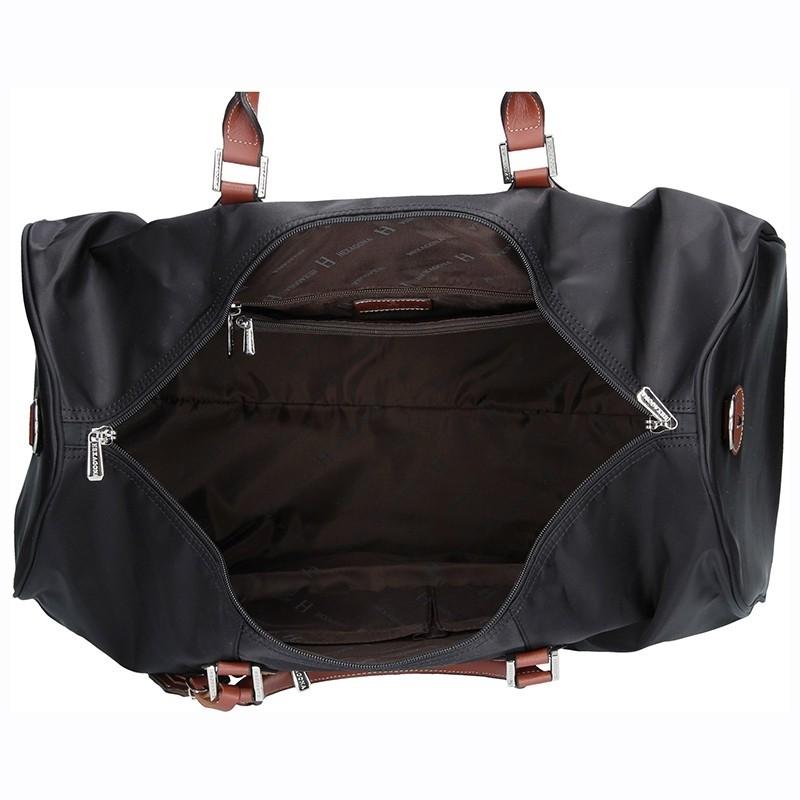 Unisex cestovní taška Hexagona Moyen - černá