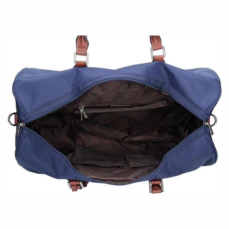 Unisex cestovní taška Hexagona Weekend - modrá
