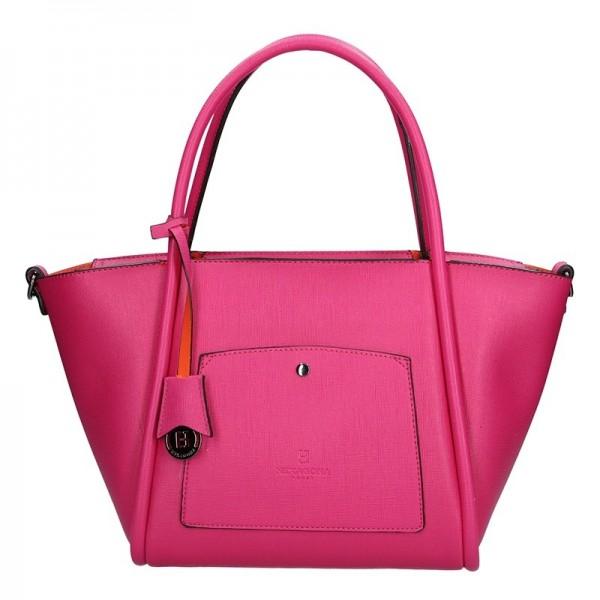 Dámská kabelka Hexagona 354934 - růžová