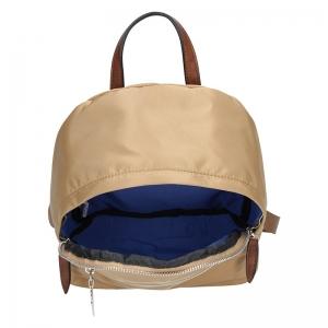 Dámský batoh Waipuna Jolana - camel