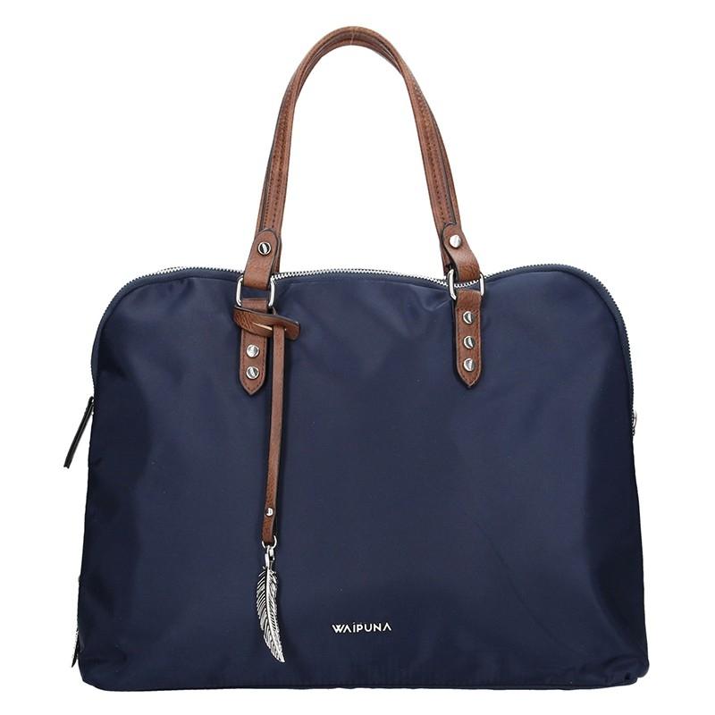 Dámská kabelka Waipuna Marta - modrá