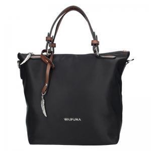 Dámská kabelka Waipuna Agnes - černá
