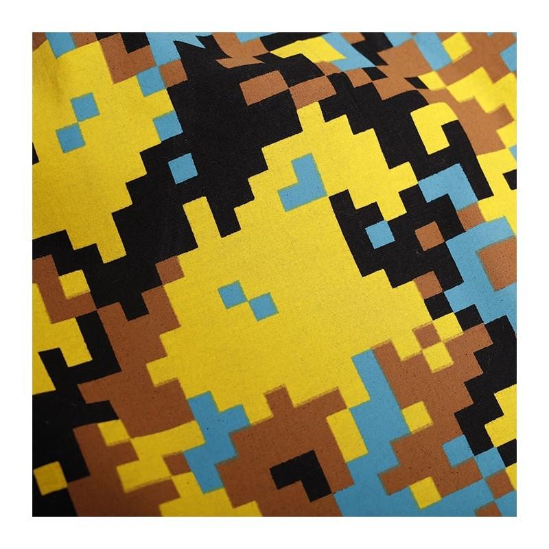 Pánské Boxerky Represent Exclusive Tetris - žlutá