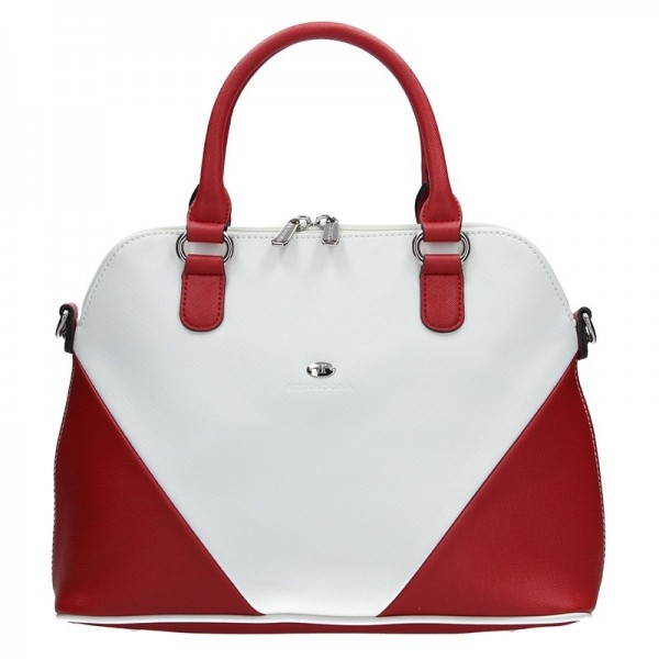 Dámská kabelka Hexagona 643727 - červená