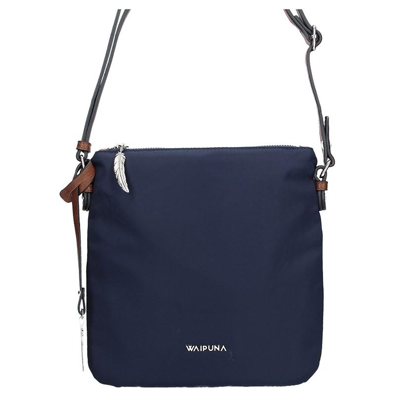 Dámská kabelka Waipuna Karla - modrá