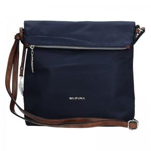 Dámská kabelka Waipuna Tamara - modrá