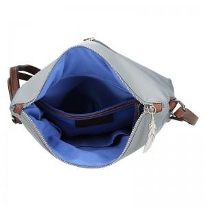 Dámská kabelka Waipuna Tamara - šedá