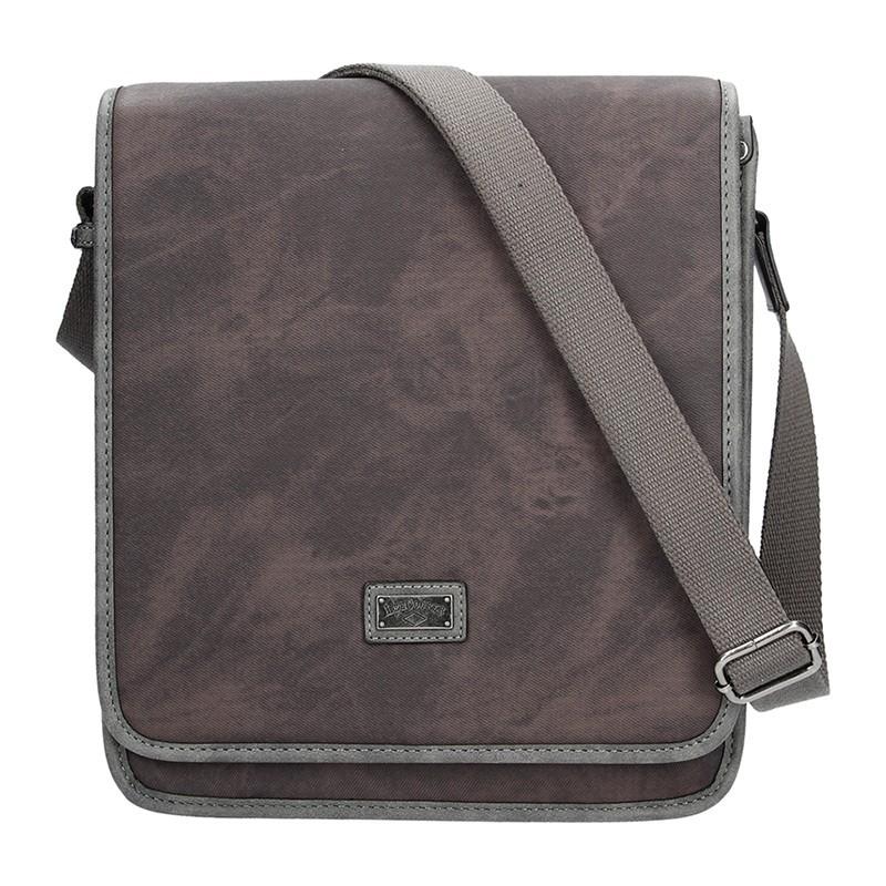 Panská taška na doklady Lee Cooper Noah - hnědá c1dda9d5c8