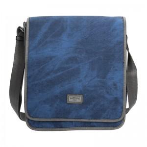 Pánská taška na doklady Lee Cooper Noah - modrá