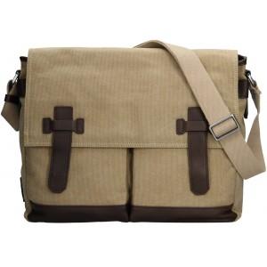 Pánská taška přes rameno Lerros Auvas - béžová