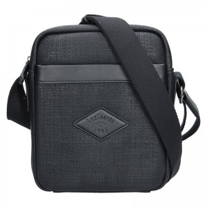 Pánská taška na doklady Lee Cooper Milano - černá