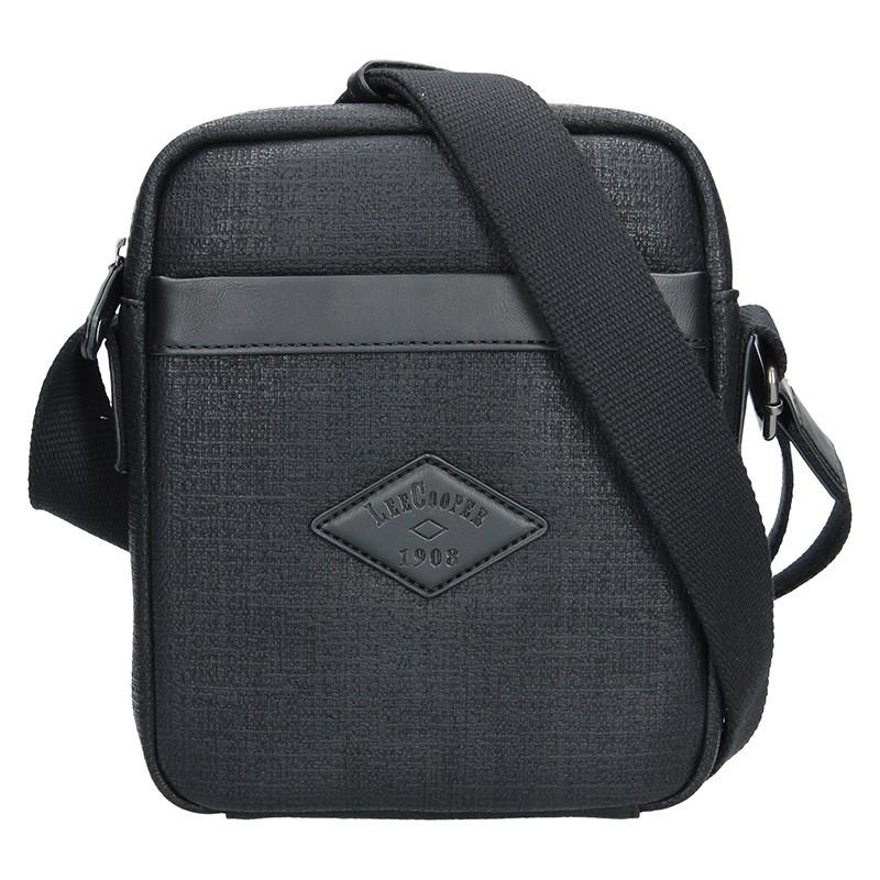 Pánská taška na doklady Lee Cooper Milano - černá. Pánská taška na doklady Lee  Cooper Milano - černá 9ee3845615