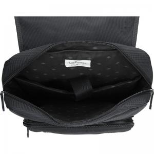 Pánský vintage batoh Lee Cooper Olson - černá