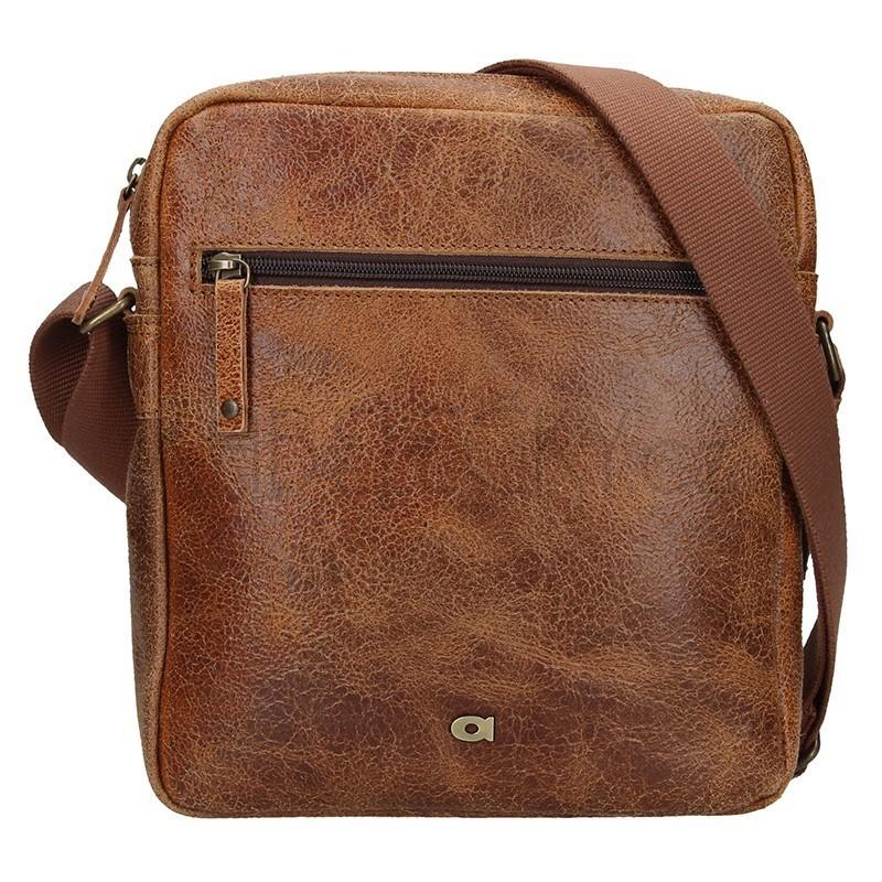 Kožená taška přes rameno Daag