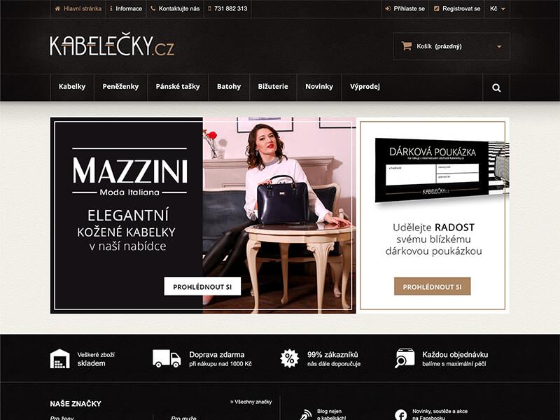 Tak to byl náš první web. Je sexy, že?