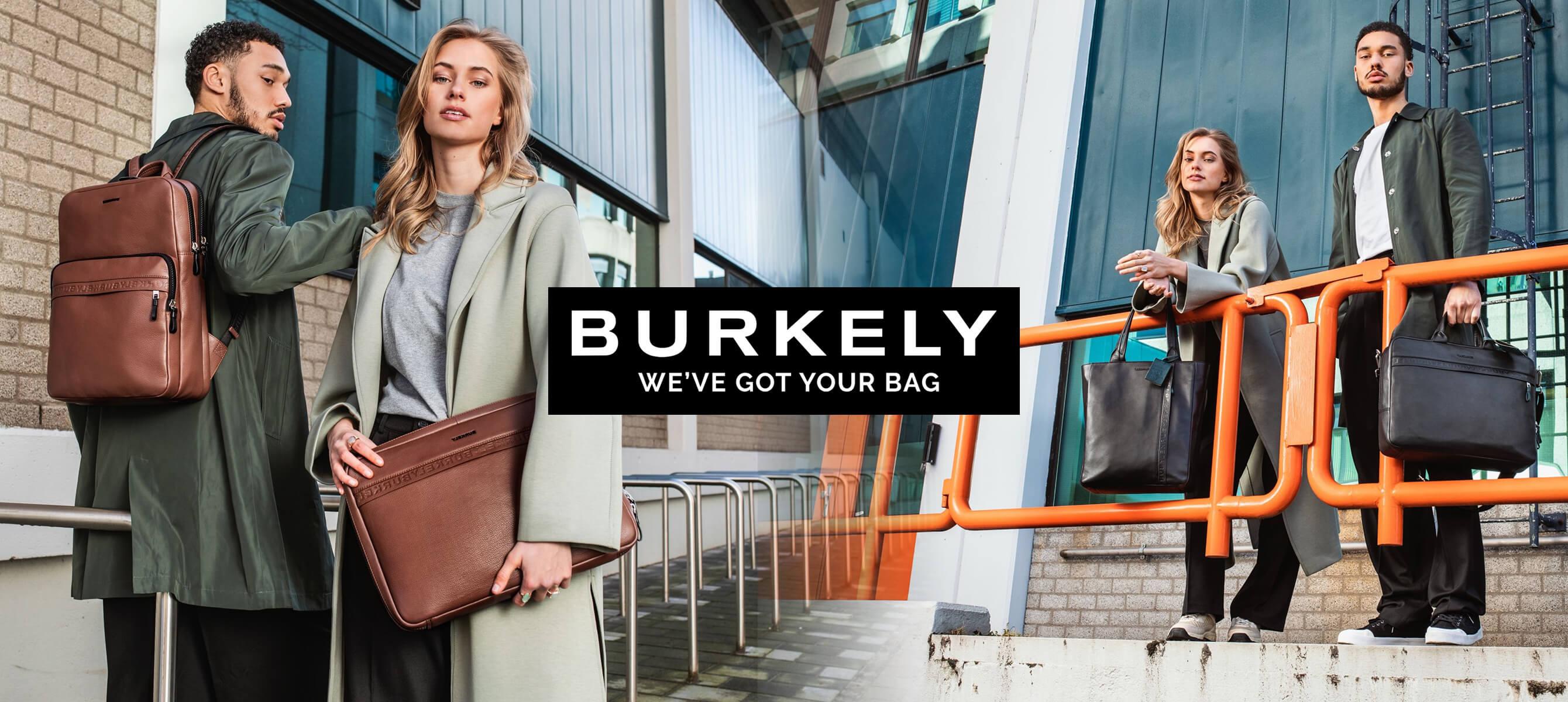 Nové módní doplňky Burkely v naší nabídce!
